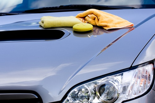 Buy cheap car care kits and professional car care products to use at home when washing your car.