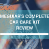 Best DIY Car Care Kits From Meguires