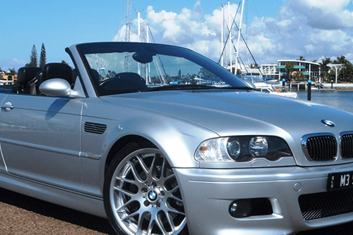BMW Car Detailing Sunshine Coast