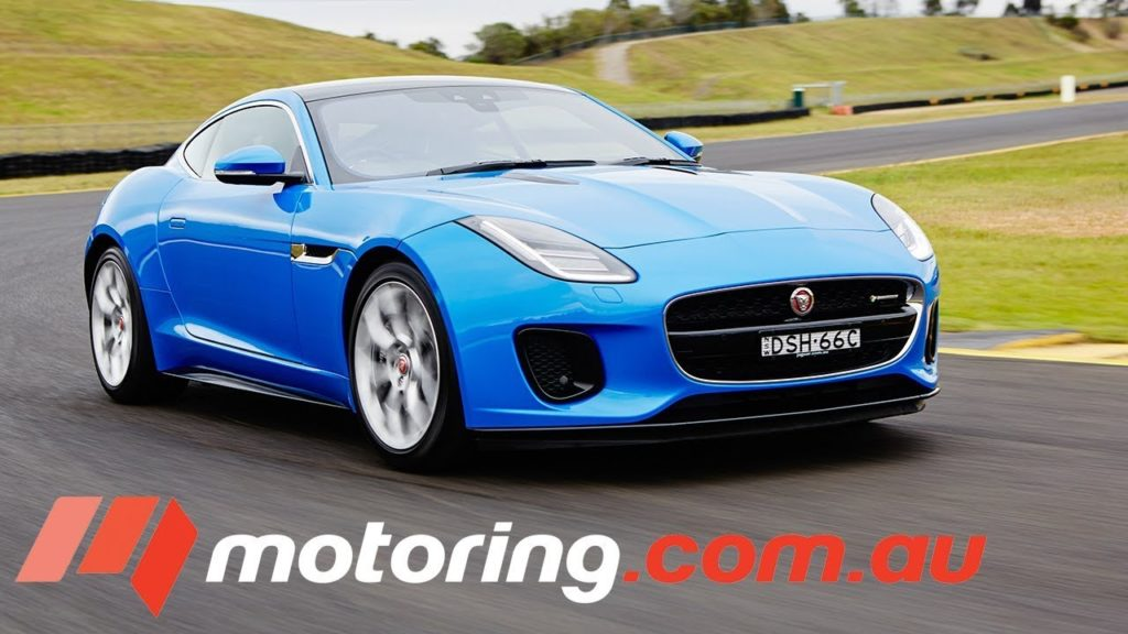 Jaguar F-Type 4 Cylinder 2018 Review