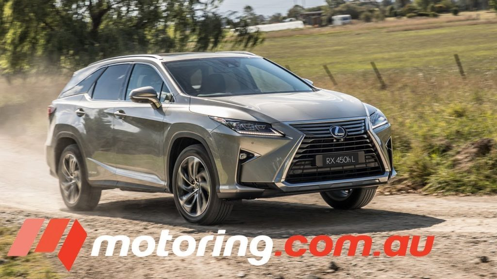 Lexus RX L 2018 Review