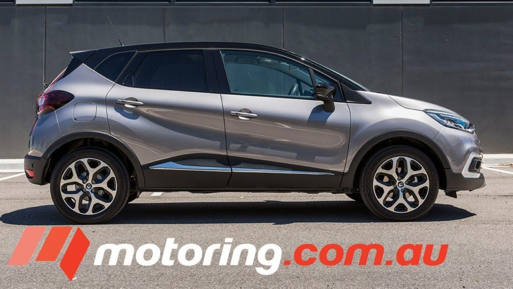 Renault Captur 2018 Review