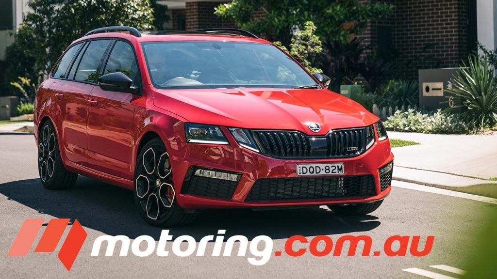 Skoda Octavia RS 245 2018 Review