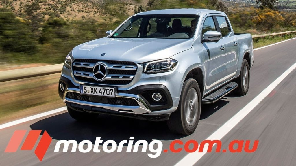 Mercedes-Benz X Class 2018 Review