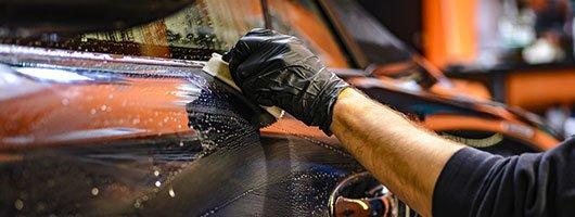 Clay Bar Car Detailing Paint Surface Decontamination