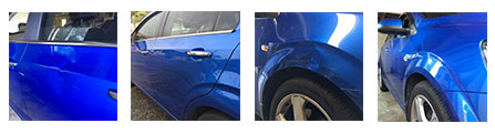 Paintless Dent Removal Sunshine Coast